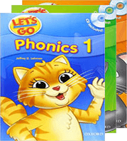 Let's Go Phonics (1~3)